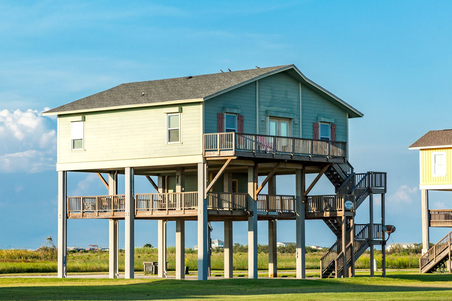 Beach Houses (Gilchrist, Texas, United States)