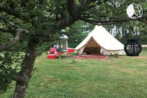 Photo of Oceanside Luxury Glamping Retreat in Nova Scotia, Canada