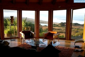 Photo of Off-the-Grid Eco-Friendly Villa on the Coast of Central Chile