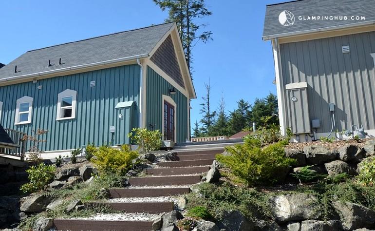 Beachfront cabin near portland oregon for Cabins near portland oregon
