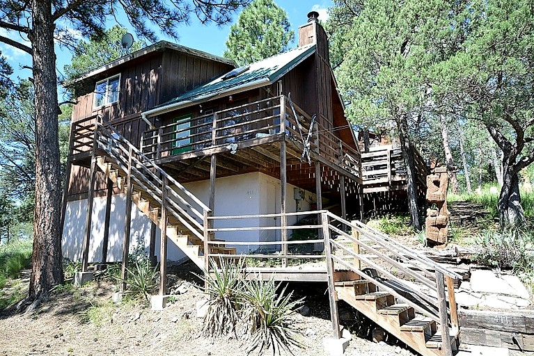Spacious Forest Cabin Rental For A Family Getaway In Ruidoso New Mexico