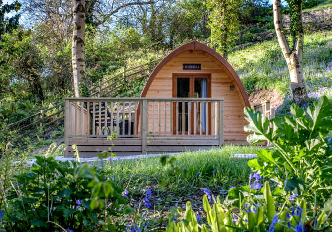 Glamping Pods In Cornwall Uk