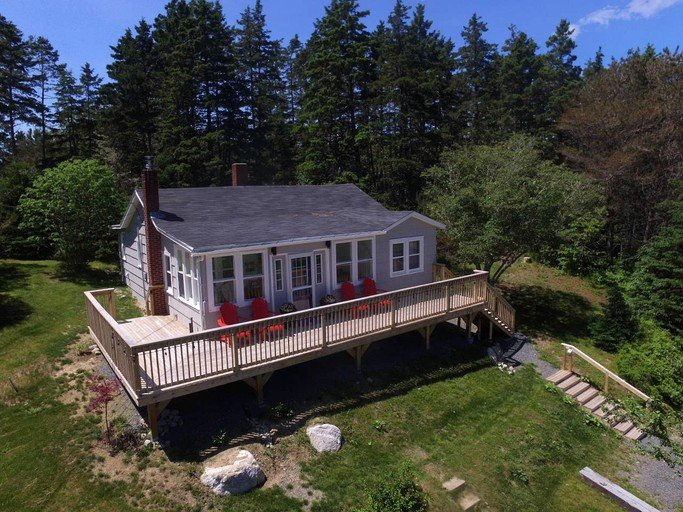 Fabulous Lovely Cottage Rental Near Nova Scotia On South Shore Interior Design Ideas Apansoteloinfo