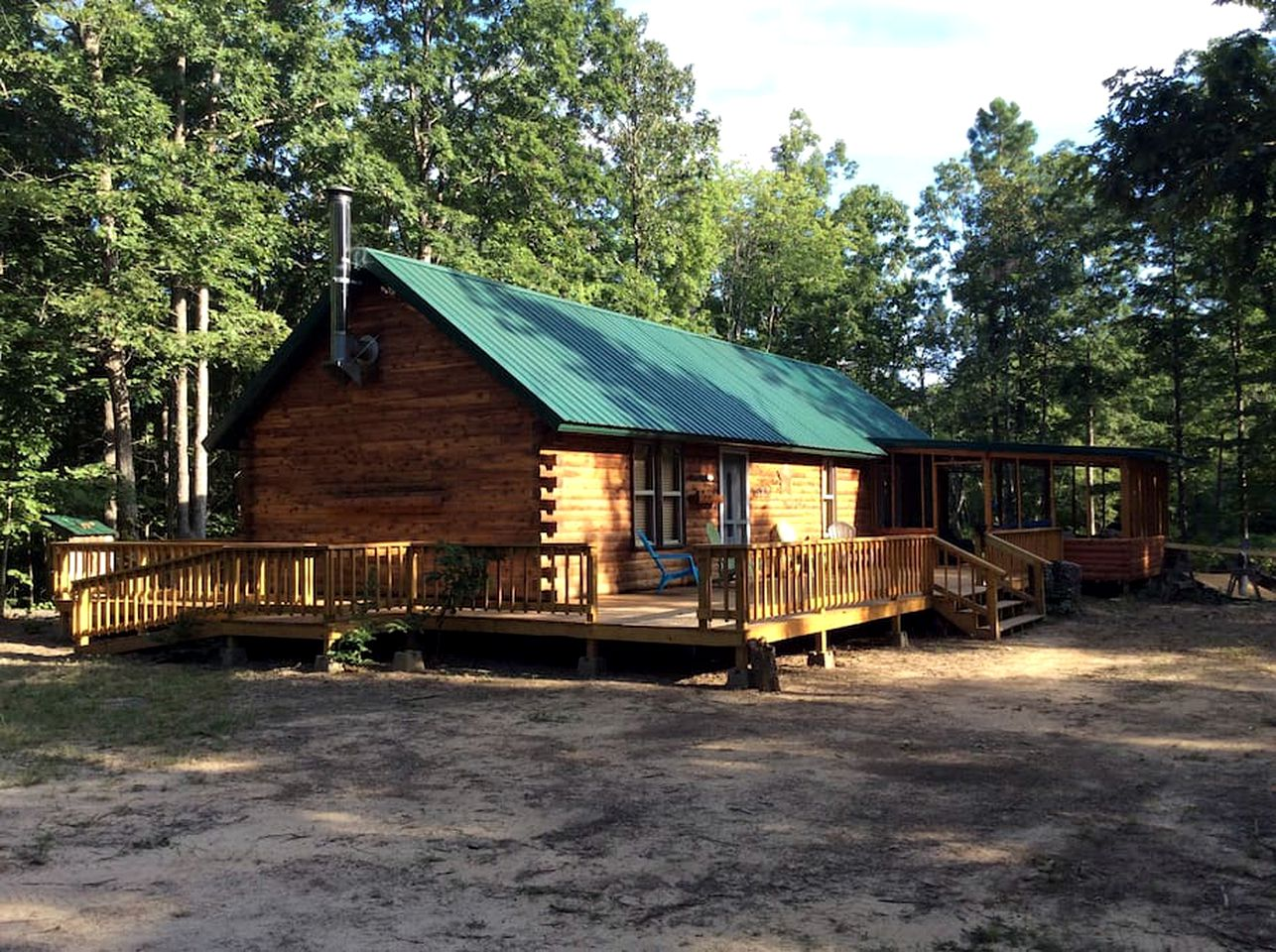 Cabins (Ozone, Arkansas, United States)