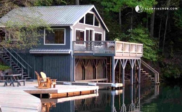 Cabin Rental Near Chimney Rock North Carolina
