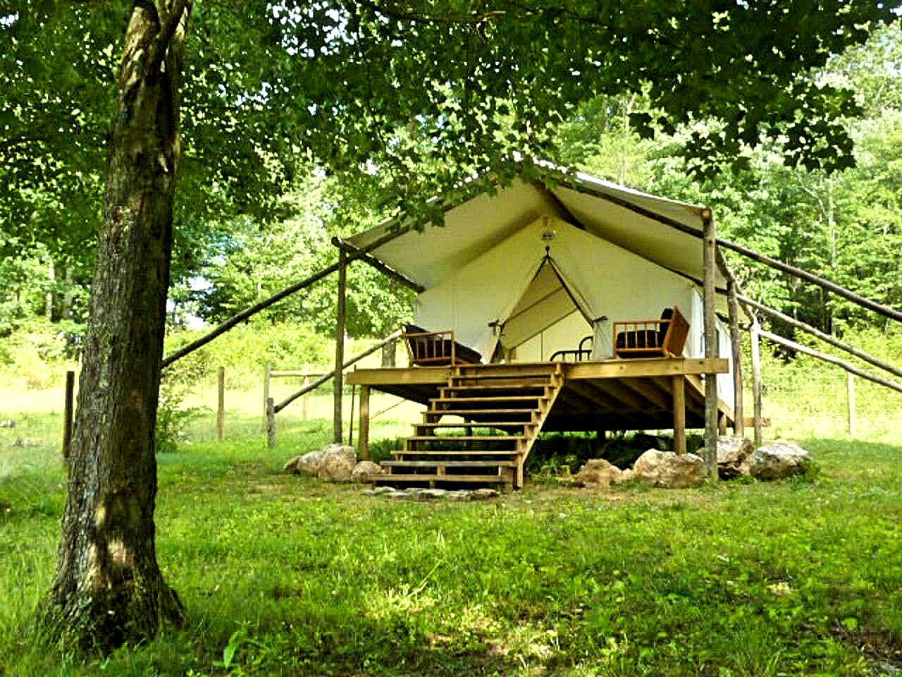 Safari Tents (Dugspur, Virginia, United States)