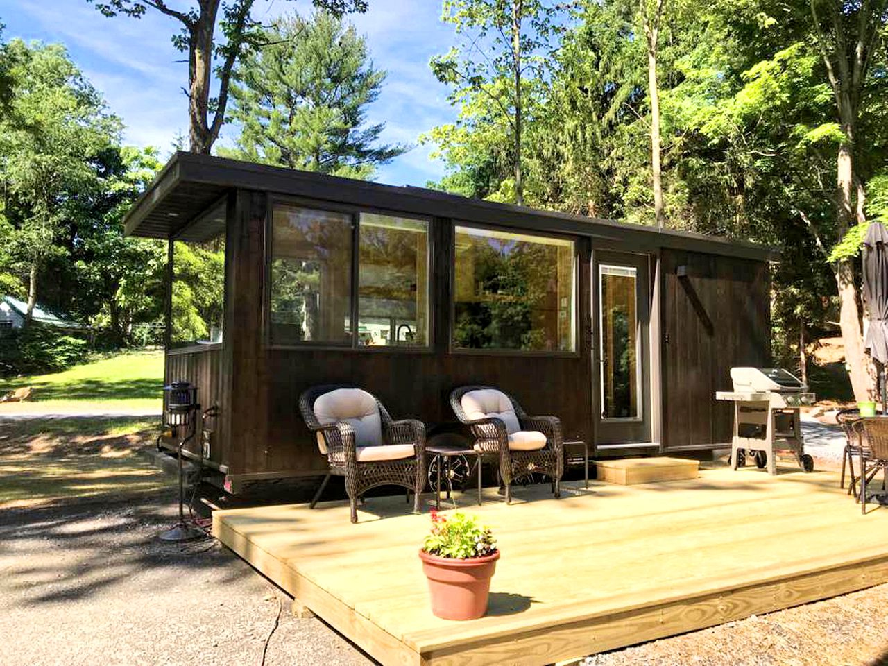 Tiny Houses (South Cairo, New York, United States)