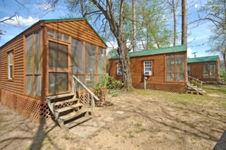 Secluded Cabin Near Asheville North Carolina