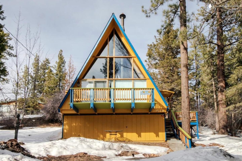 Family Cabin Getaway In Big Bear Lake California