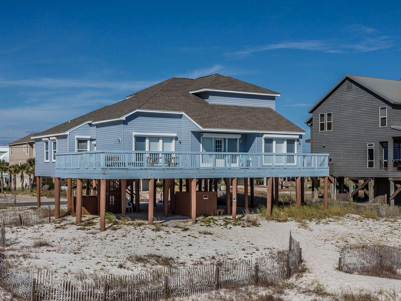 Beach Cabin Rental in Navarre, Florida