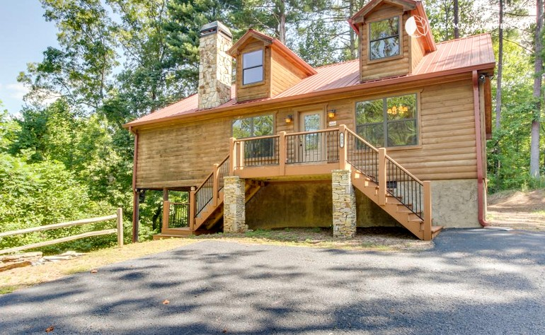 bunkhouse ridge blue stylish in popular for cabin ga your to rent most home incredible rental regarding helen cabins bedroom the intended pertaining