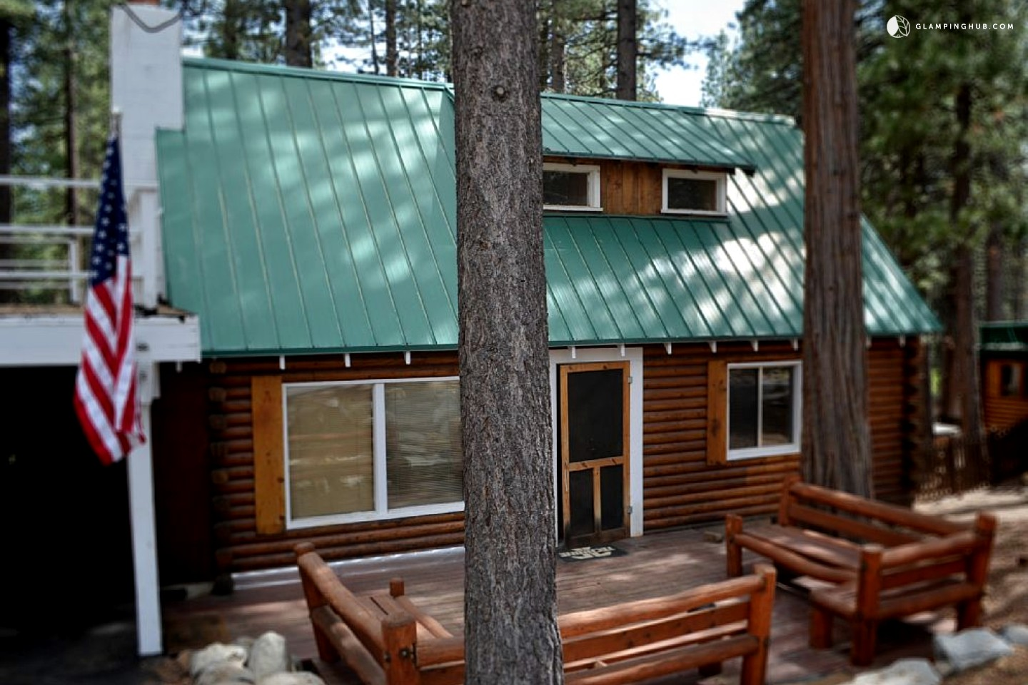 pet friendly cabin with sauna and hot tub near lake tahoe