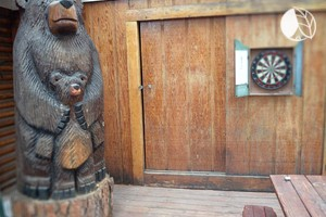 Photo of Pet-Friendly Cabin With Sauna and Hot Tub near Lake Tahoe, California