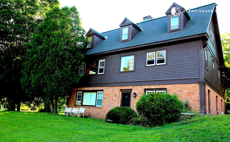 pet friendly vacation rental in vermont