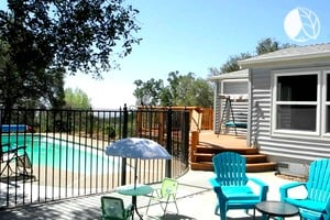 Photo of Pool Cottage with Panoramic Views in Mariposa, California