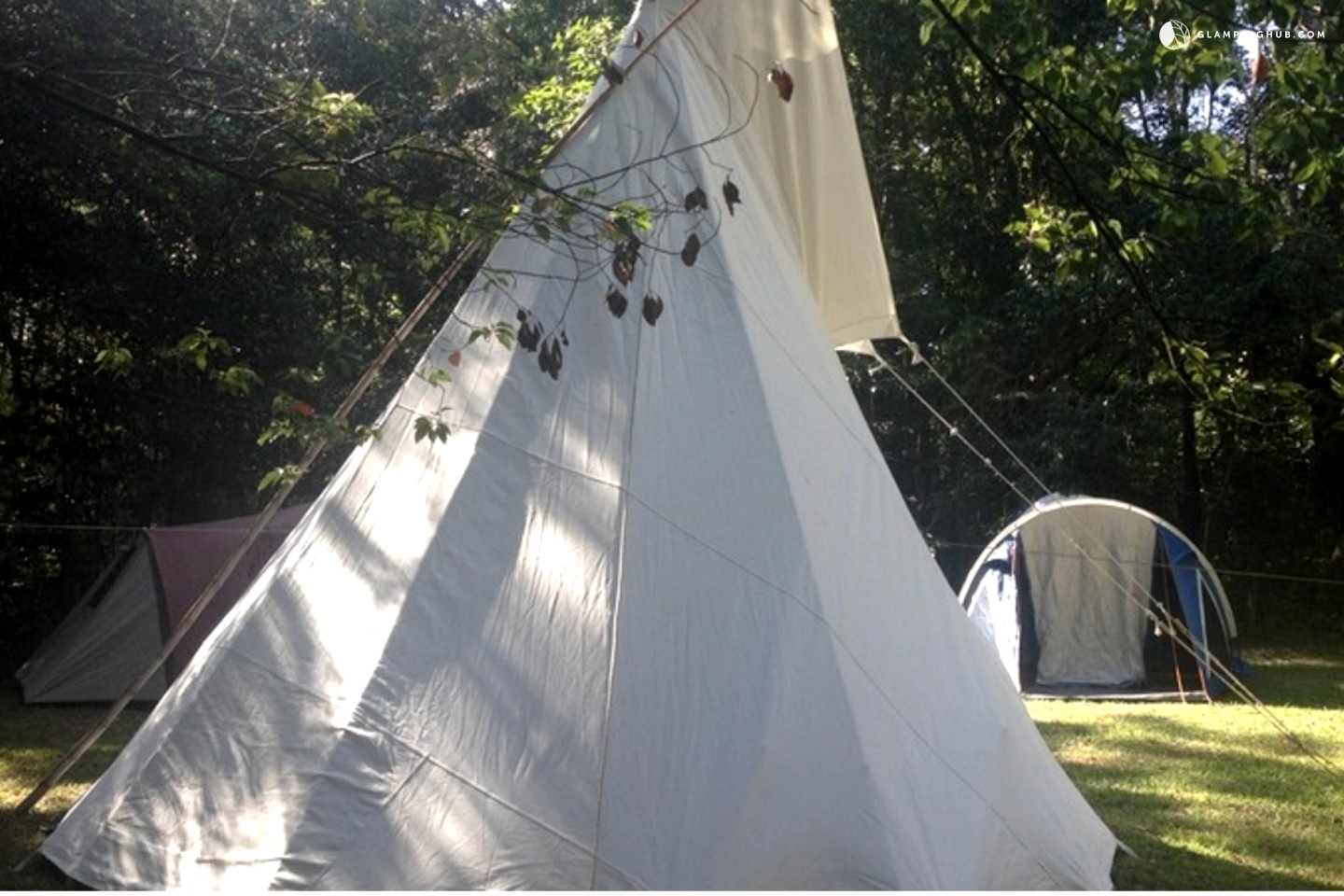 Luxury Tipis In Queensland