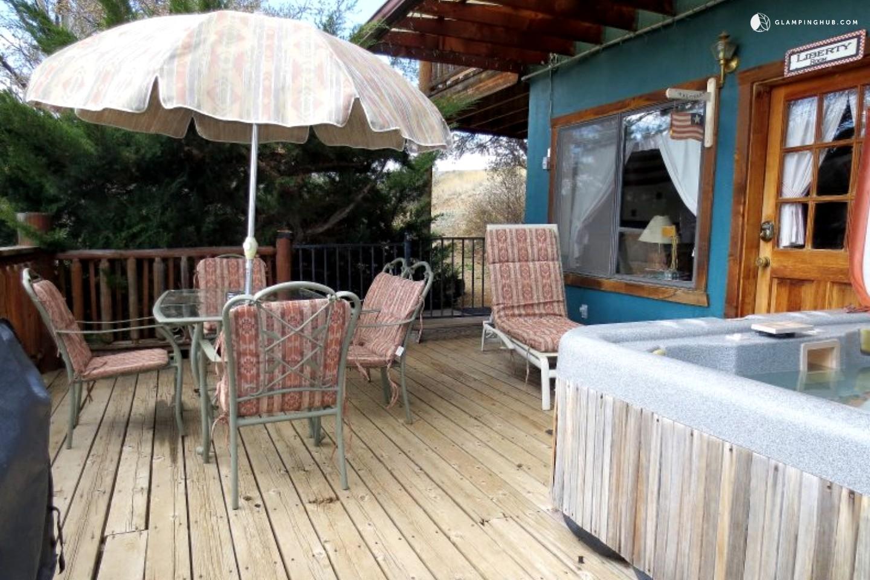 large family cabin rental near prescott arizona