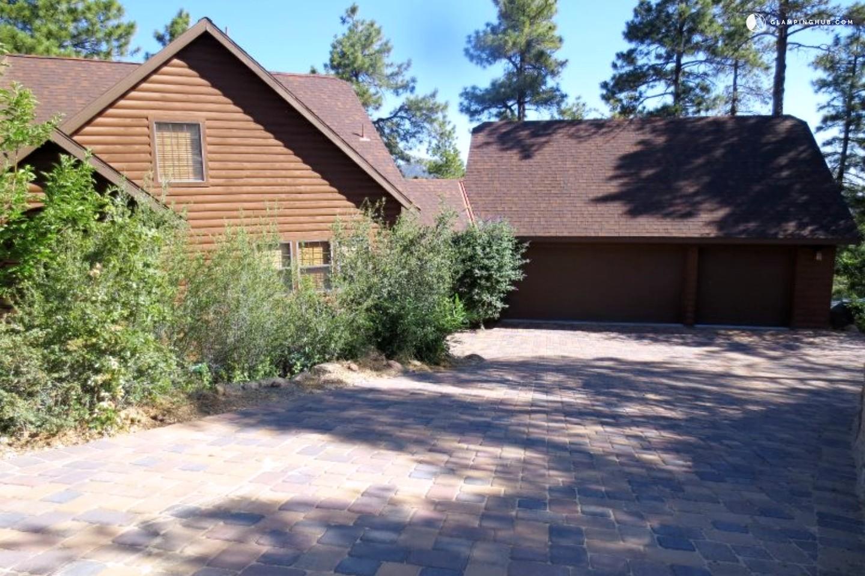 Prescott cabins 28 images prescott luxury cabin for Authentic log cabins for sale