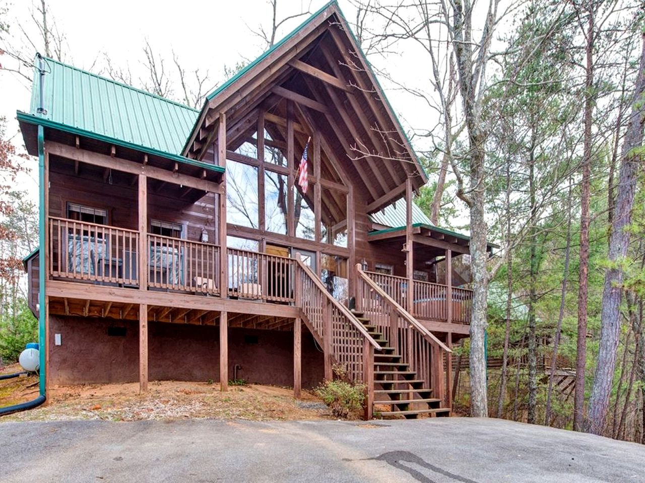 Nature Lodges (Sevierville, Tennessee, United States)