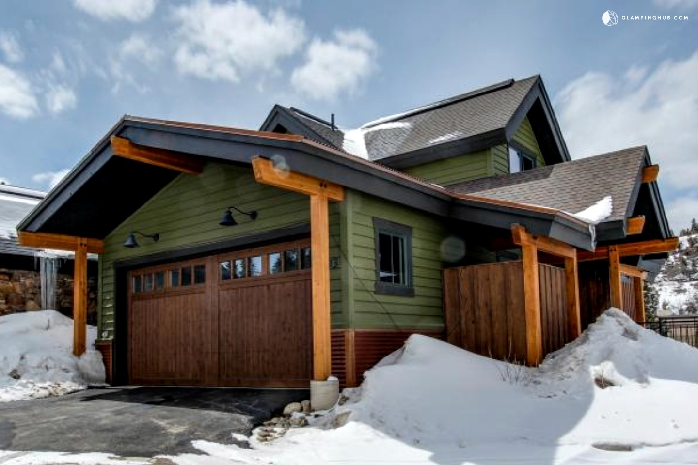 rustic pet friendly cabin in breckenridge