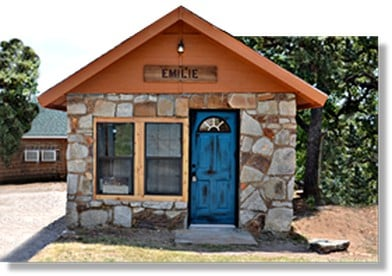 Pet Friendly Cabins In Oklahoma