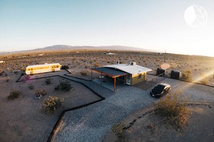 Photo of Quirky Couples Cabin in Dreamy Desert Setting, Joshua Tree
