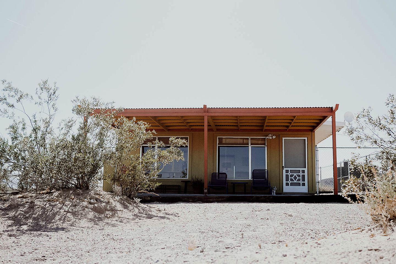 Desert Cabin Rental In California