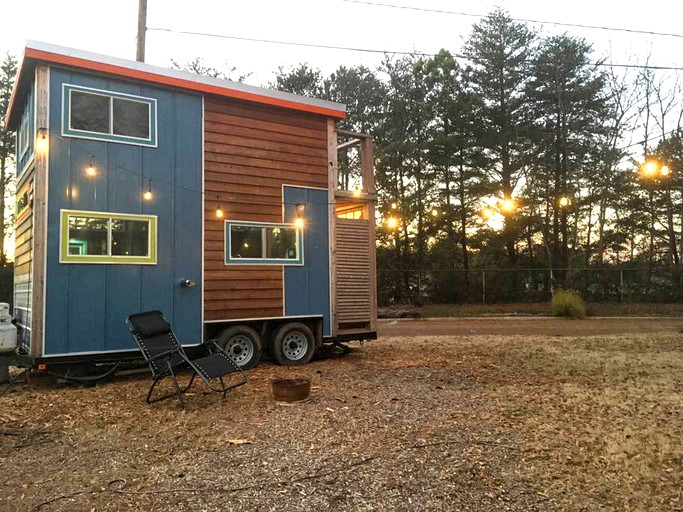 Quirky Tiny House Rental For A Romantic Vacation In Atlanta Georgia