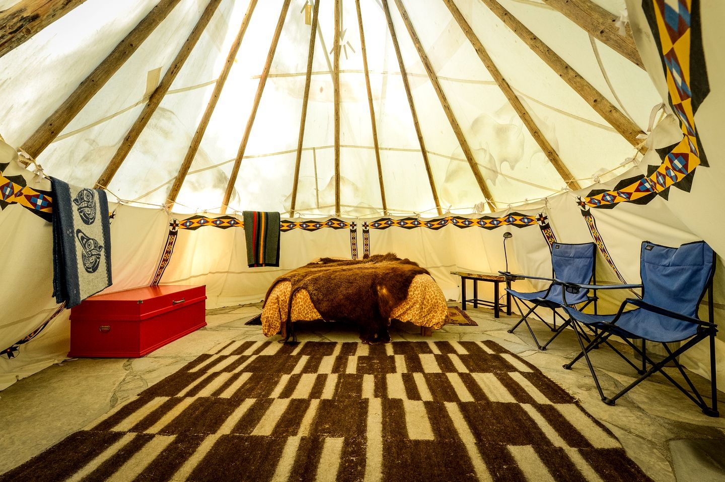 Tipis (Marcola, Oregon, United States)