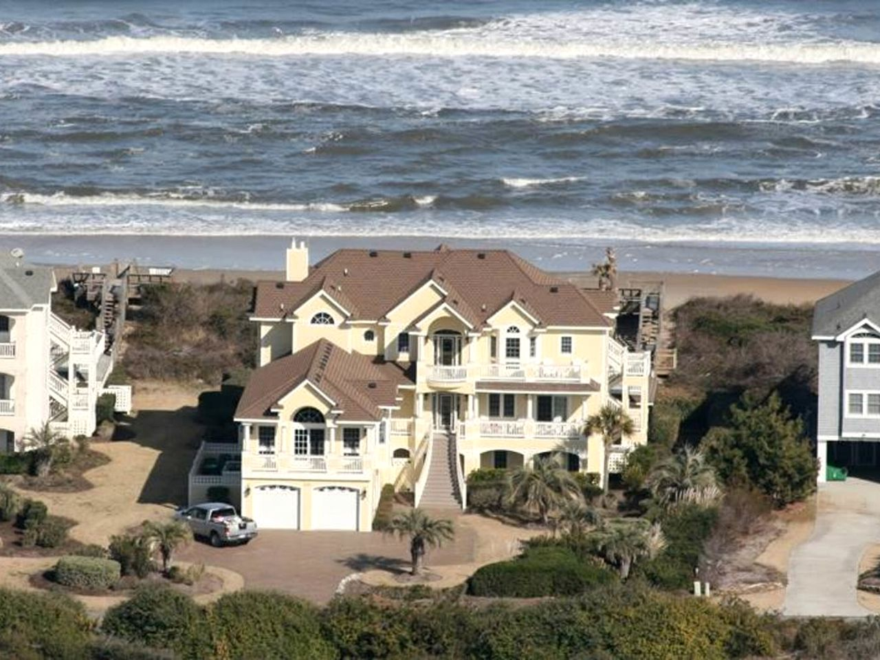 Beach Houses (Corolla, North Carolina, United States)