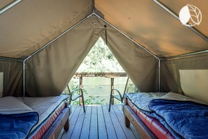 Photo of Rafting Excursions and Luxury Camping with Complimentary Breakfast on American River in California