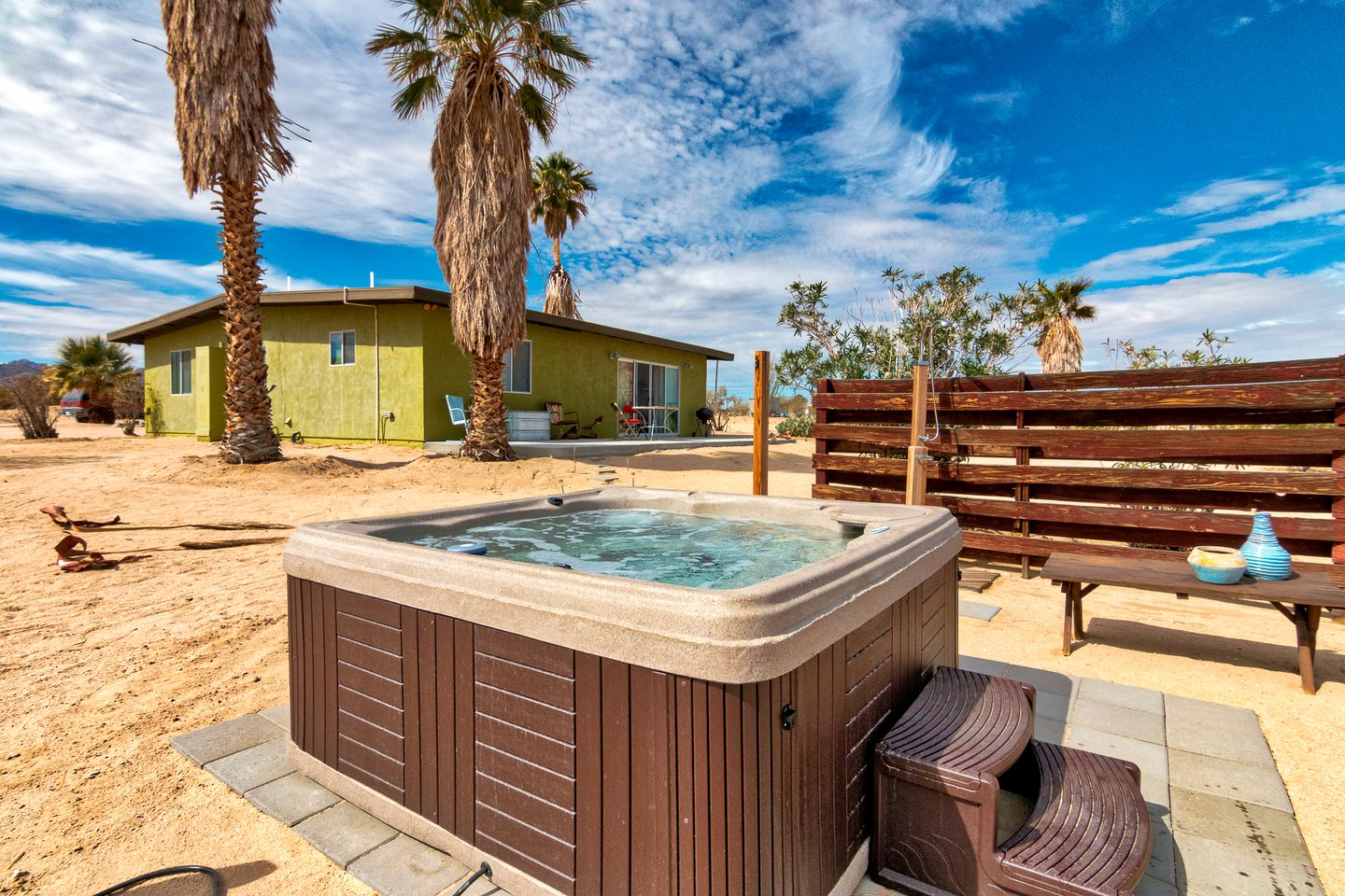 This rental is perfect for Joshua Tree vacations