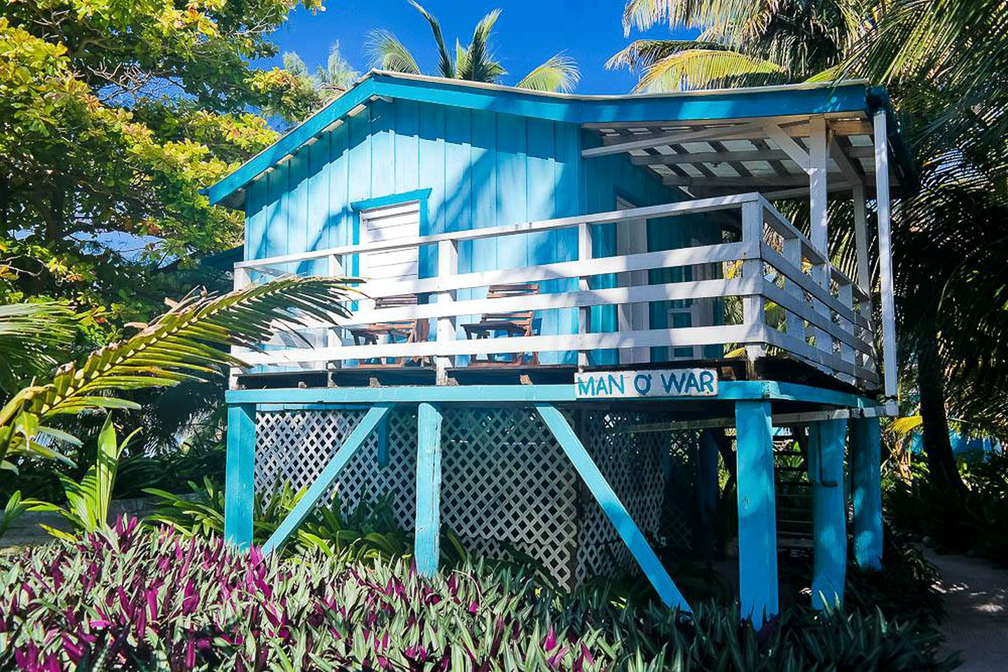 Belize cabana rentals on the coast