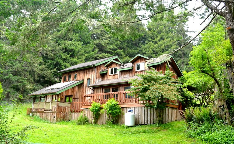 Cabin rental near eureka california for Cabine eureka ca