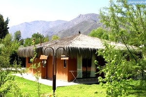 Spacious Cabins in the Lush Elqui Valley of El Molle, Chile