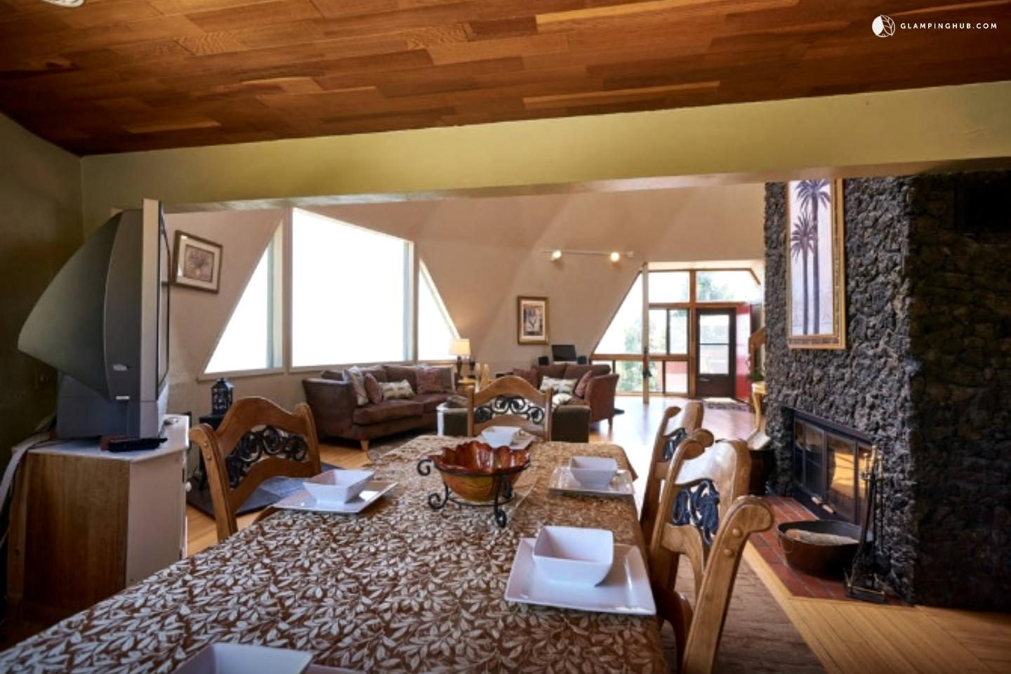 vacation rental in idyllwild