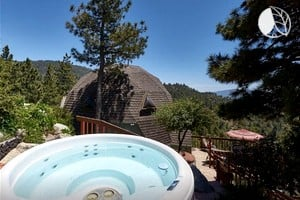 Photo of Remarkable Dome Vacation Rental in Idyllwild, California