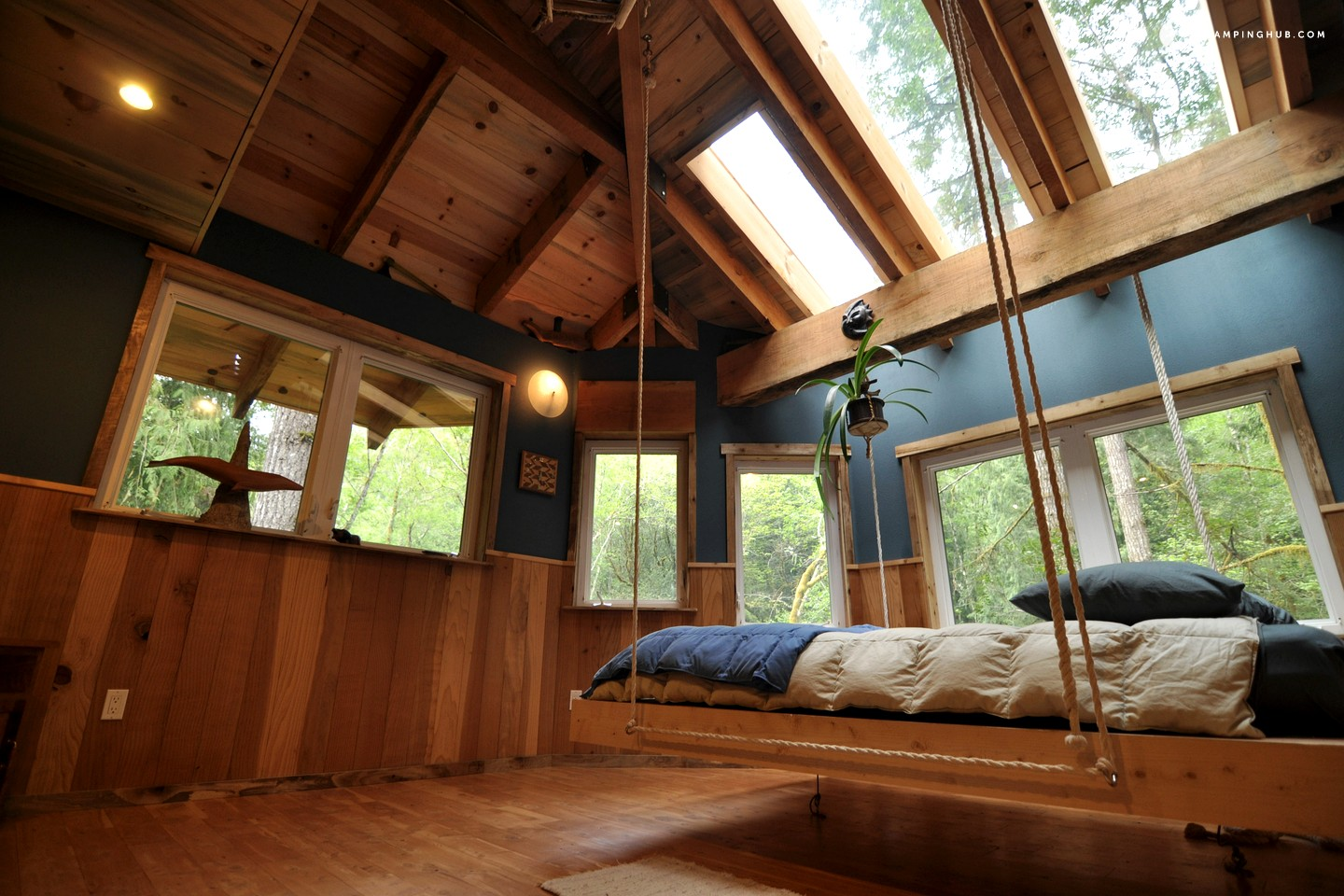 Luxury Eco Friendly Cabin Oregon