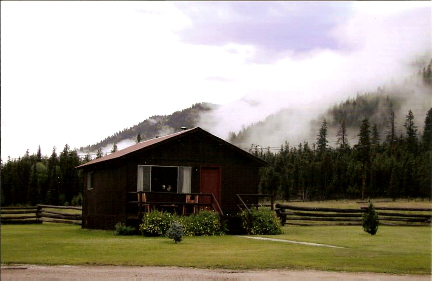 Nature Lodges (Cascade, Idaho, United States)