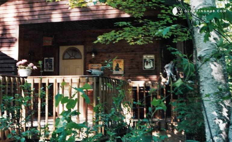 Cabin near lake huron michigan for Porto austin cabin rentals
