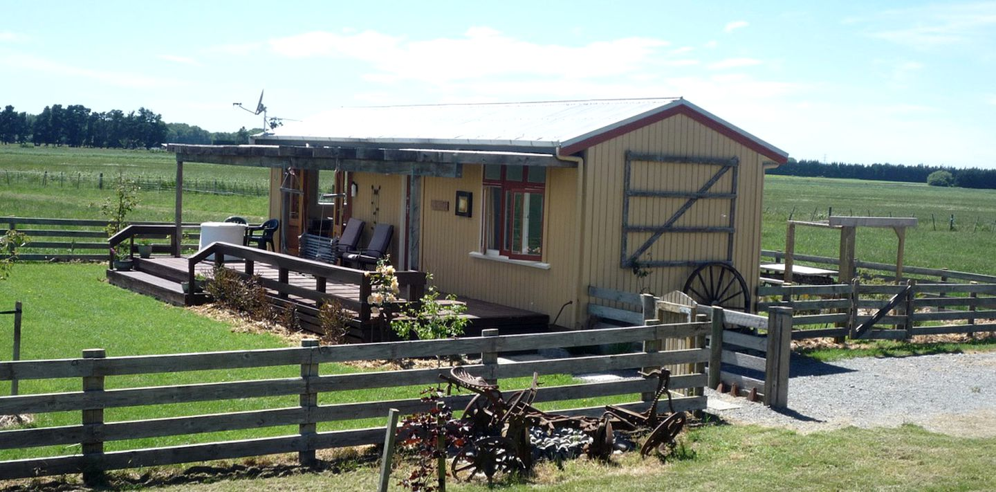 Cabins (Willowby, South Island, New Zealand)