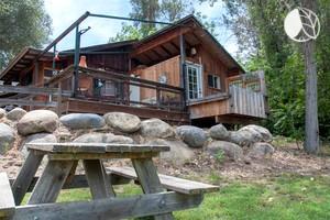 California glamping sites in california ca glamping for Sierra nevada cabine