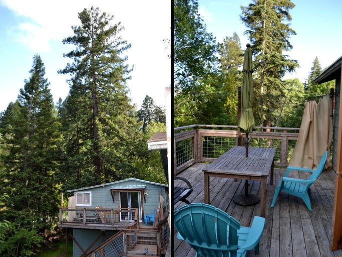 Beautiful Cottage Rental With Private River Beach On The Russian River California