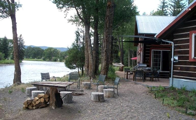 Family Cabin Rio Grande National Forest Colorado
