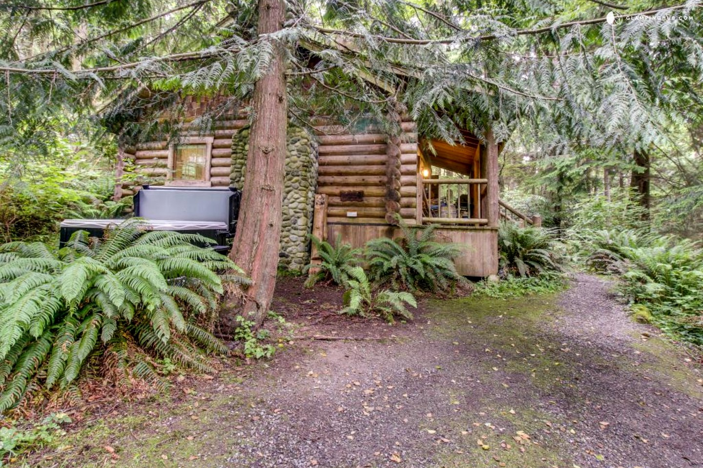 Romantic Cabin Near Deception Pass State Park At Whidbey