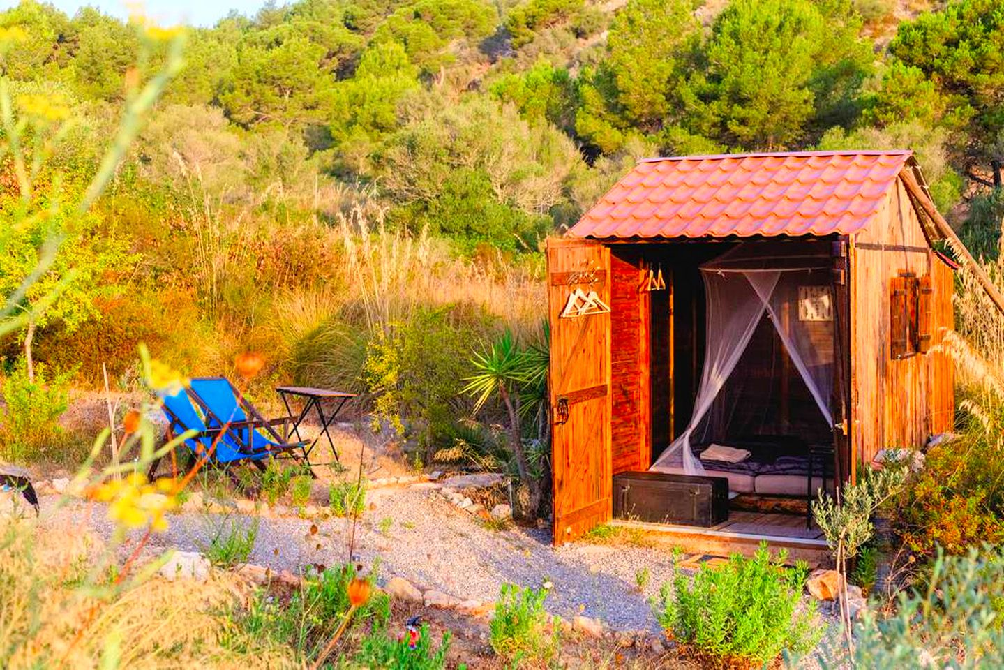 Cabins (Manacor, Balearic Islands, Spain)