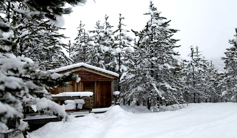 Romantic Cabins in France | Luxury Camping in France