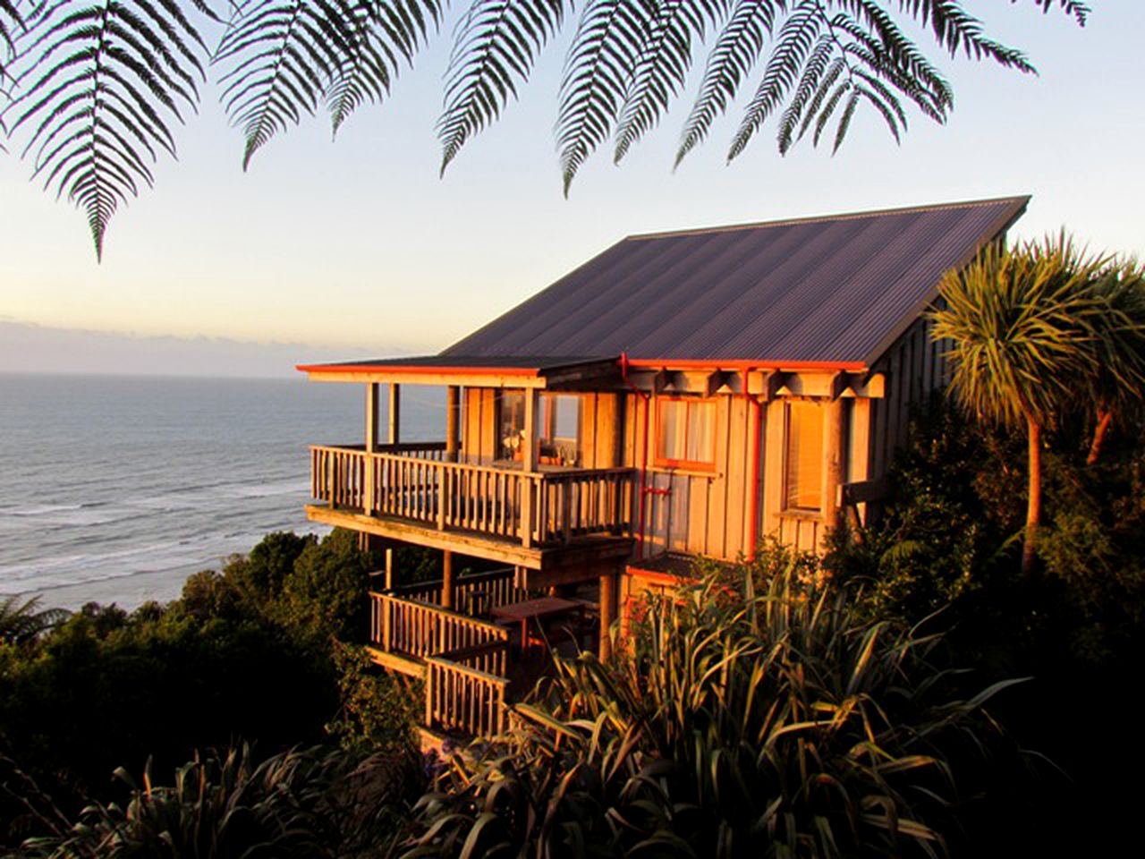 Nature Lodges (Westport, North Island, New Zealand)