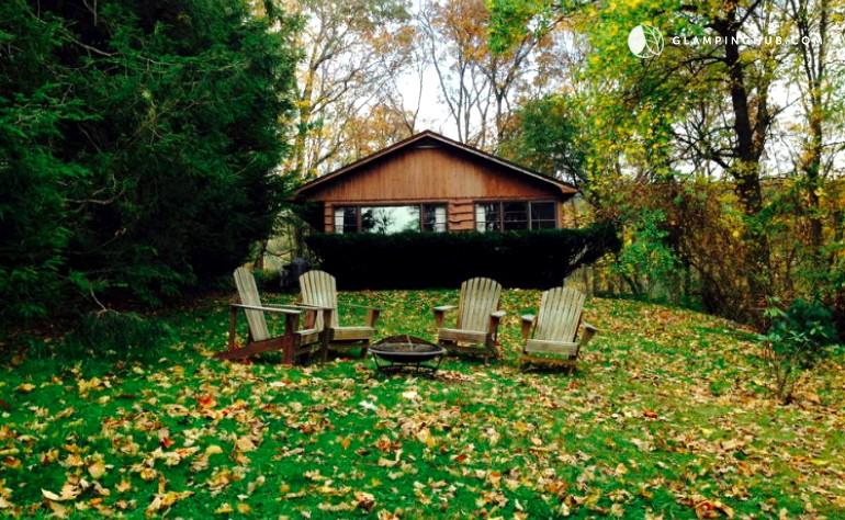 Photo Of Romantic Lake House Nestled In Woods Putnam Valley