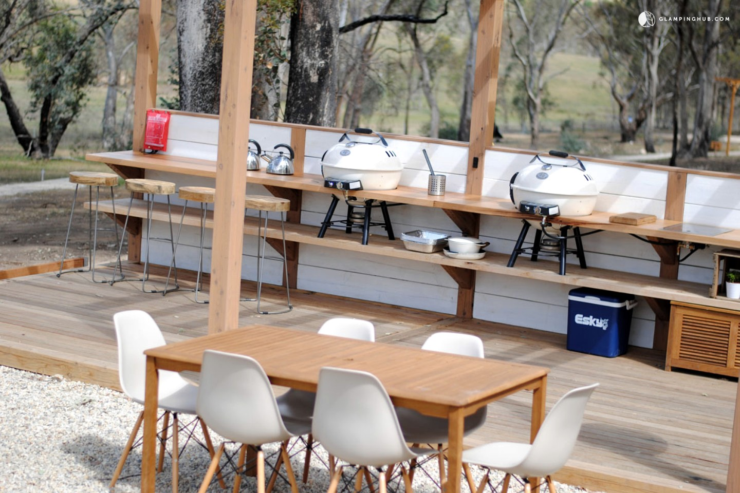 Luxury Tent Camping In Australia Glamping In Victoria